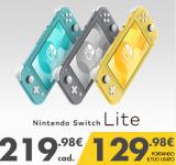 Preordina Nintendo Switch Lite a 129€ con GameStop portando il tuo usato