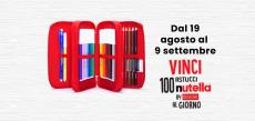 Versuchen Sie, den fantastischen Seven-Fall mit Nutella zu gewinnen: Jeden Tag werden 100-Preise vergeben