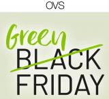 OVS Green Friday: tutto al 20% di sconto