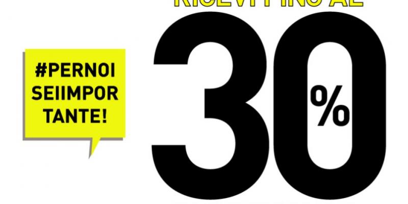 Piazza Italia: scarica l'app e risparmia fino al 30%