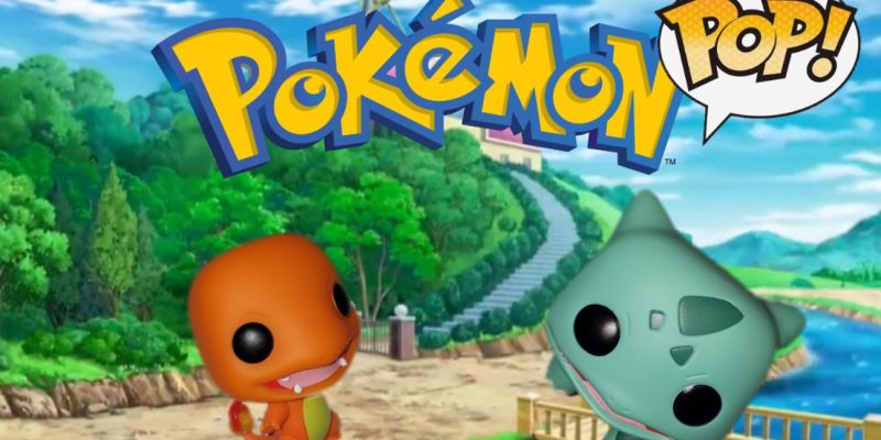 Funko PoP Pokémon: come acquistare Bulbasaur e Charmender da Amazon