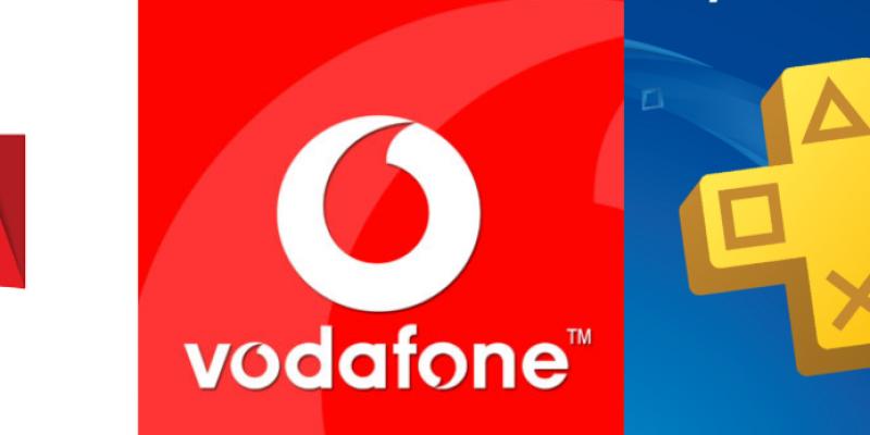 Attiva la Fibra Vodafone ed avrai 1 anno di PS Plus e Netflix gratis per 6 mesi