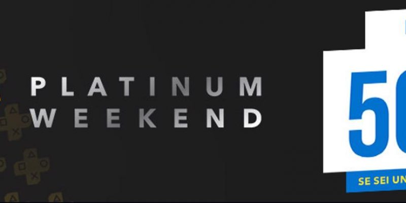 PlayStation Store Platinum Weekend: giochi a 4€ e sconti fino al 70%