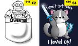Qwertee si supera: maglie a partire da 2€ solo per oggi!