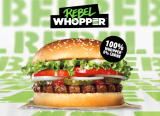 Rebel Whopper: Das vegetarische Burger King-Sandwich kommt