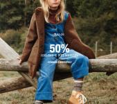 Zara: saldi al 50% Online e nei negozi