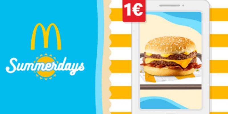 ماكدونالدز أيام الصيف 2019: شهر من العروض التي لا تفوت