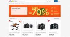 Super Week di eBay: tanti prodotti in sconto fino al 70%