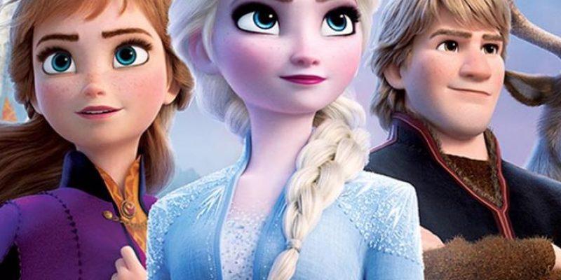 Vinci gadget ufficiali di Frozen 2 con TIM Party