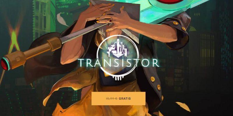 Come scaricare Transistor di Epic Games gratis per PC