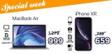 Unieuro lanceert Apple Special Week: kortingen op iPhone, iPad en meer
