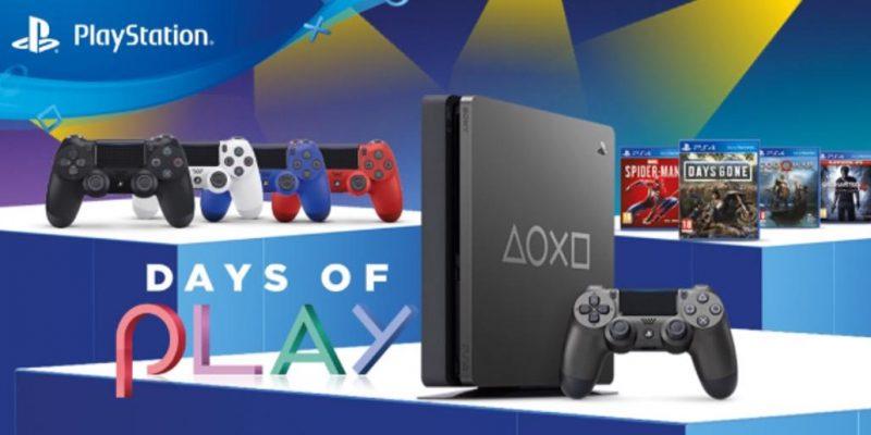 Unieuro Days of Play: скидки на PlayStation до 60%