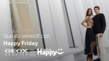 Vodafone Happy Friday regala un buono sconto di 25€ per GEOX | 4 Ottobre