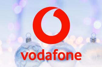 Vodafone Happy Xmas: remises jusqu'à 45% sur certains smartphones Xiaomi, Huawei et Samsung   11 décembre