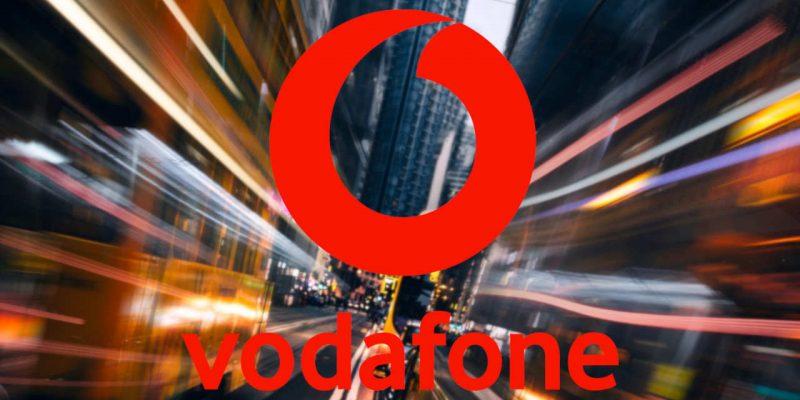 Vodafone Fibra in offerta a 27.9€: in regalo fino a 100€ di buono spesa