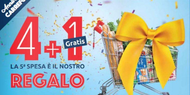 Volantino Carrefour: buono spesa da 50€ e tantissime offerte fino al 9 ottobre