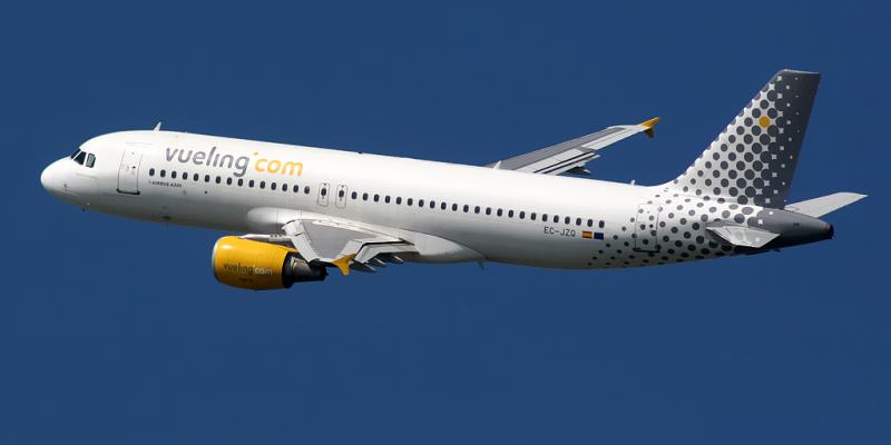 Offerta Vueling: 20.000 posti a 22€ | Solo per un giorno