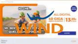 适用于所有人的Wind All Digital 40和适用于某些MVNO的Wind Smart 50(6.99€)