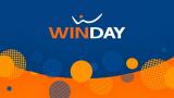 Wind WinDay: estes serão todos os prêmios do 14 ao 20 de outubro