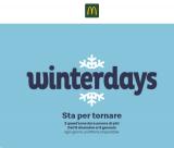 McDonald's Winderdays 2019: ogni giorno un'offerta a sorpresa