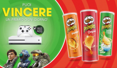 Gagnez une Xbox One S avec Pringles - voici comment