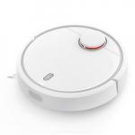 Xiaomi Mi Robot Vacuum في الجانب السلبي القوي: عرض البرق من أوروبا