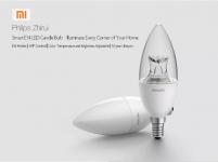 Xiaomi Philips Zhirui LED الذكي لمبة E14