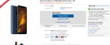 أكثر إثارة كوبونات Xiaomi Pocophone F1 ابتداء من 269 € من أوروبا!