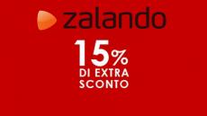 Zalando: Desconto extra de 15% válido até 24 Julho!